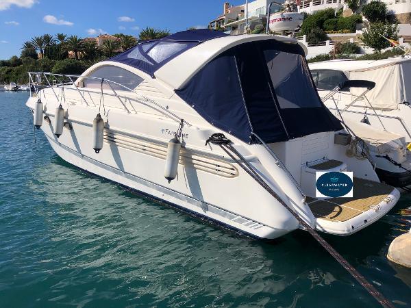 Fairline Targa 37 Used 2000 Fairline Targa 37 for sale in Menorca - Clearwater Marine