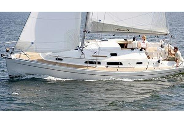 Hanse 315 Manufacturer Provided Image: Hanse 315