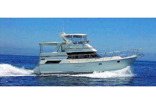 Sea Spirit 38'
