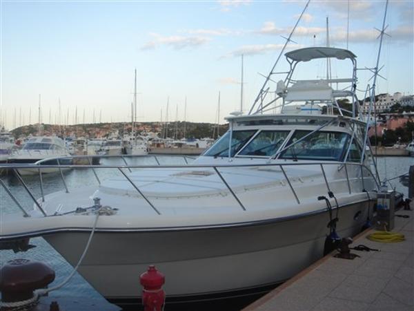 Tiara Yachts 4200 Open DSC05290