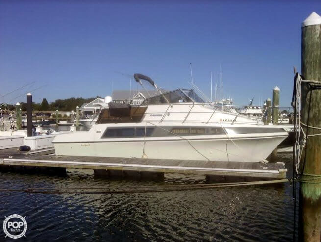 Carver 330 Mariner 1994 Carver 33 for sale in Lewes, DE
