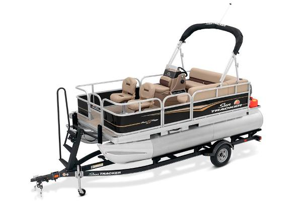 Sun Tracker Bass Buggy 16 DLX