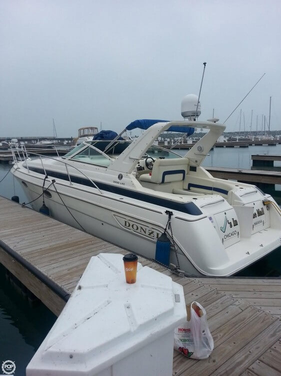 Donzi 3250 Lxc 1997 Donzi 3250LXC for sale in Chicago, IL