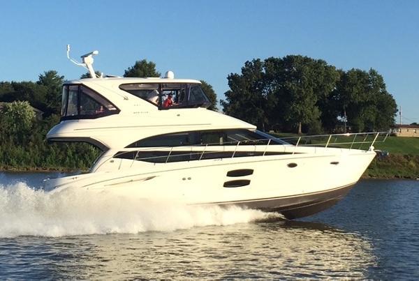 Meridian 441 Sedan Actual Boat