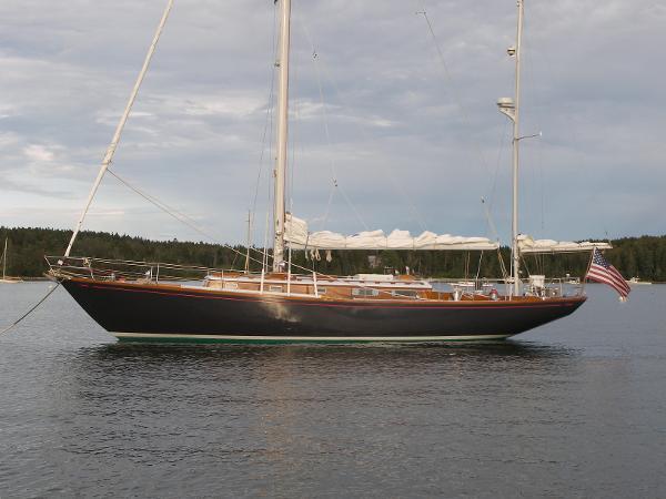 Ted Hood Little Harbor 46 - Yawl Little Harbor 46 - Firefly