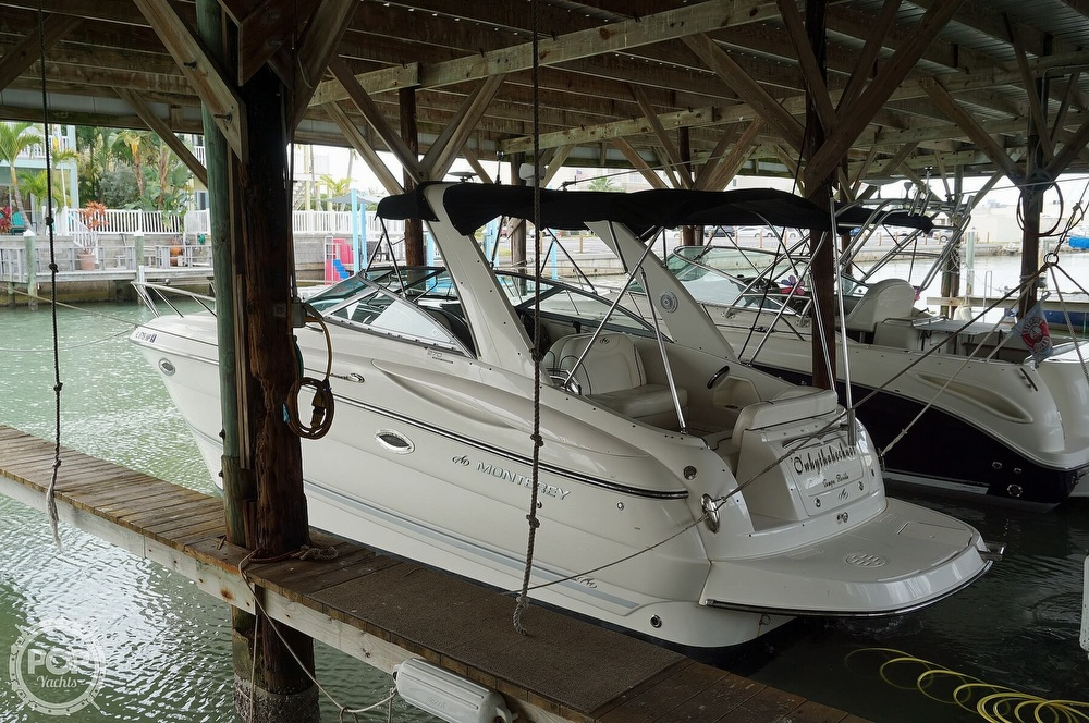 Monterey 270 Sc 2008 Monterey 270 Cruiser for sale in Saint Petersburg, FL