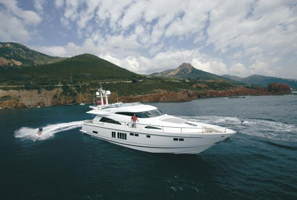 Fairline Squadron 78 Custom Manufacturer Provided Image: Fairline Squadron 78 Custom