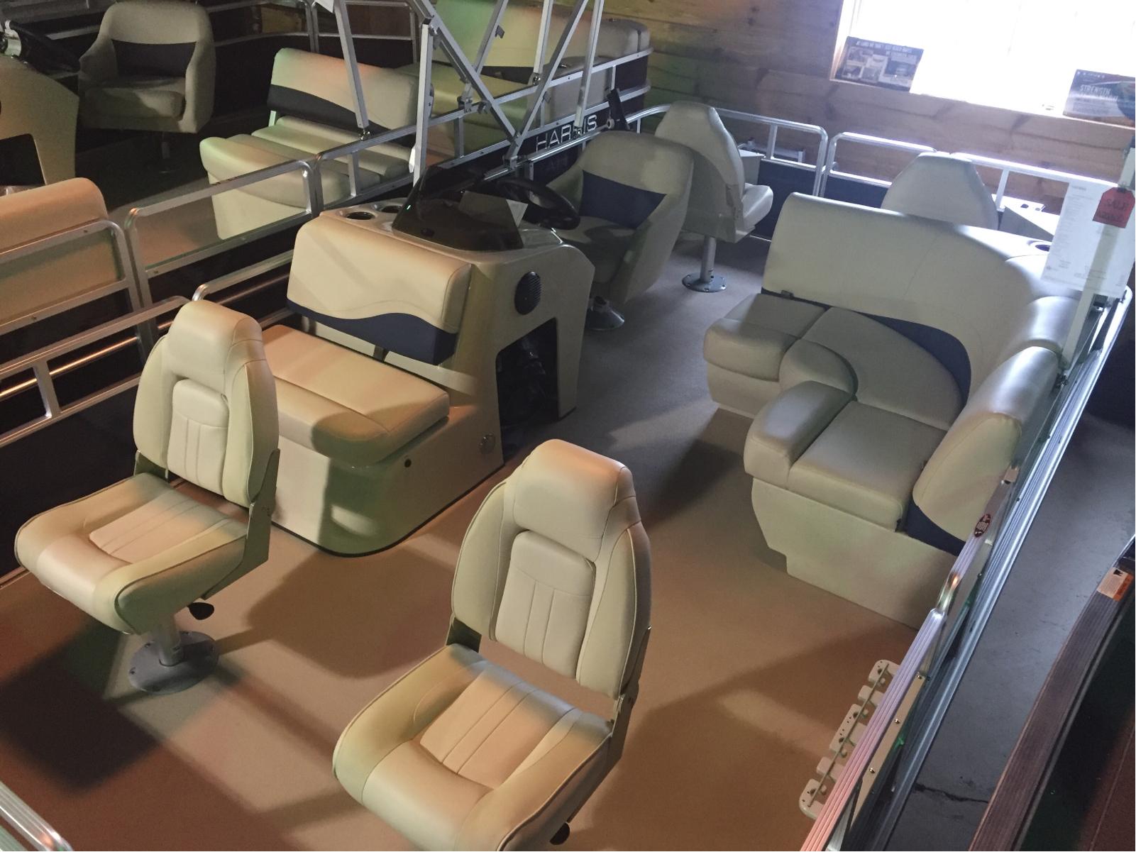Harris Flotebote OMNI 180 FS