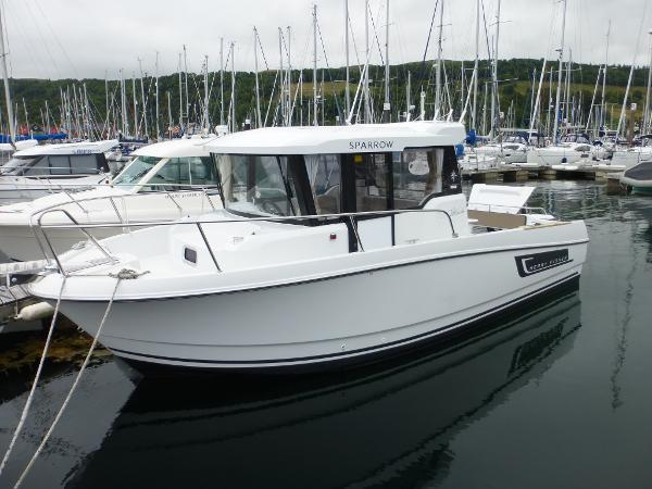 Jeanneau Merry Fisher 755 Marlin Jeanneau Merry Fisher 755 Marlin