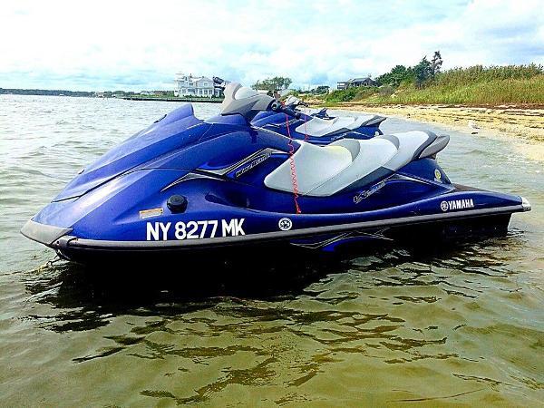 Yamaha Waverunner VX Deluxe w warr