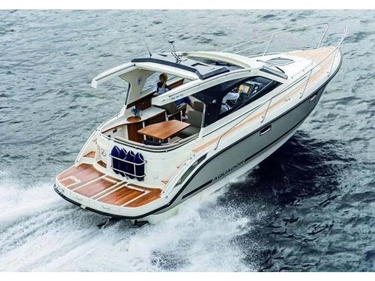 Aquador 30 SPORT TOP TOP Qualitat aus Finland  Bootsplatz