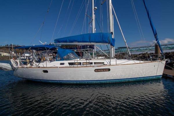 Jeanneau Sun Odyssey 44i Profile