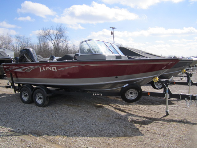 Lund Boats 2000 SPORT ANGLER