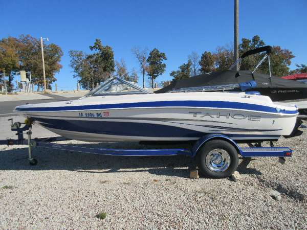 TAHOE BOATS Q4 SS