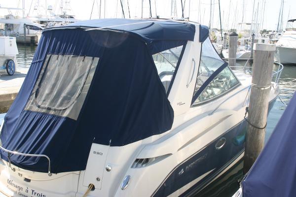Monterey Monterey 330-340 Sport Yacht
