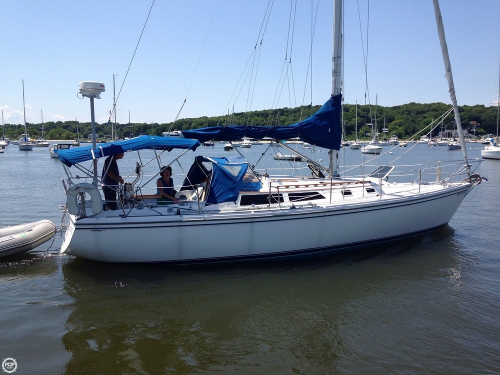 Catalina 36 1988 Catalina 36 for sale in Old Saybrook, CT