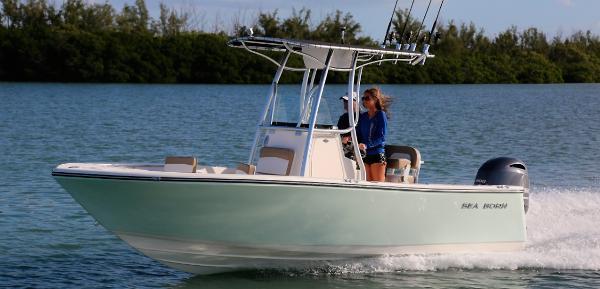 Sea Born LX 21 CC