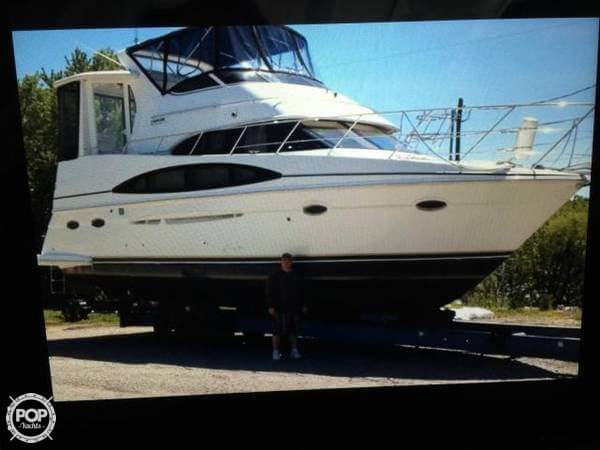 Carver 396 Motor Yacht 2000 Carver 396 Motor Yacht for sale in Jacksboro, TN