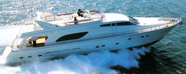 Ferretti Yachts 80 Manufacturer Provided Image
