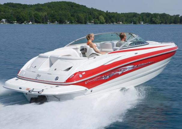 Crownline 240 LS Manufacturer Provided Image