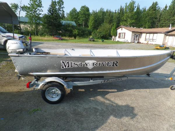 Misty River FALCON 1468 BT 15""