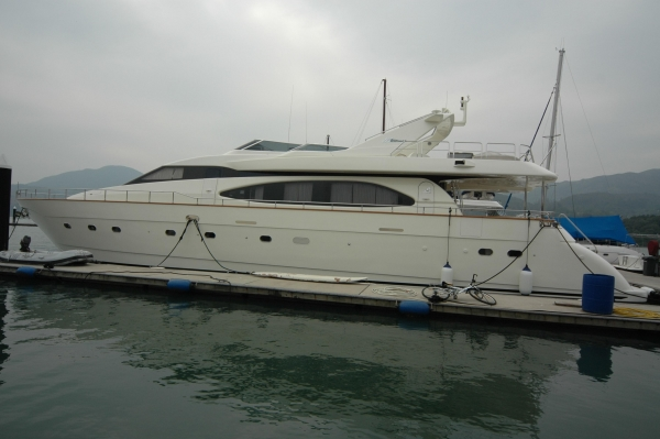 Azimut 85 Ultimate Photo 1