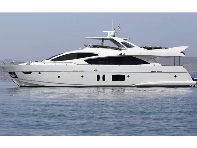 Astondoa Yachts Astondoa 96 GLX