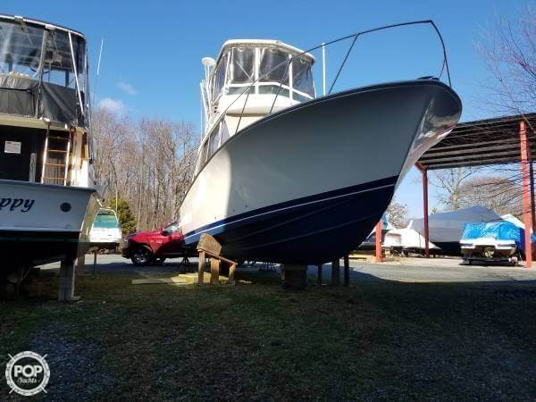Bertram 33 Flybridge Cruiser 1977 Bertram 33 Convertible for sale in Edgewater, MD