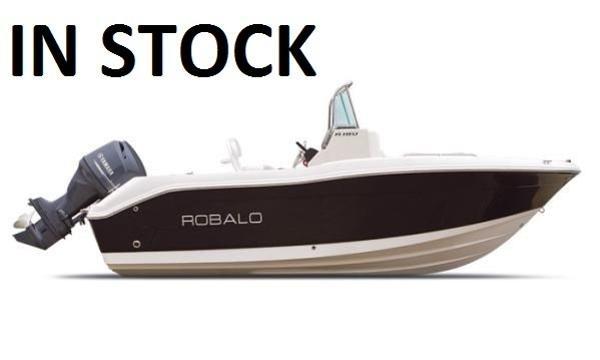 Robalo R180 Center Console