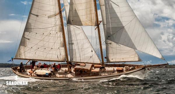Shepherd Staysail Schooner