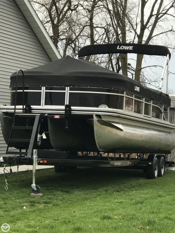 Lowe SS 250 WT Tri-Toon 2015 Lowe SS 250 WT Tri-Toon for sale in Sherman, IL