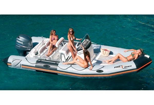 Zodiac RIB Pro Open 650 Manufacturer Provided Image