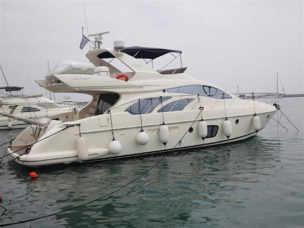Azimut 55E Azimut 55 - Flybridge Motor Yacht
