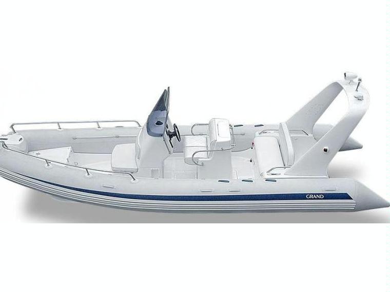 Grand Marine Silver Line Cruisers S650HGLF