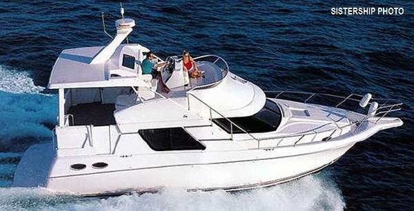 Silverton 372 Motor Yacht 392 Motor Yacht Sistership Photo
