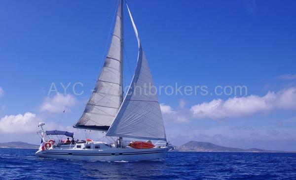 Garcia Passoa 47 AYC Yachtbrokers - Passoa 47