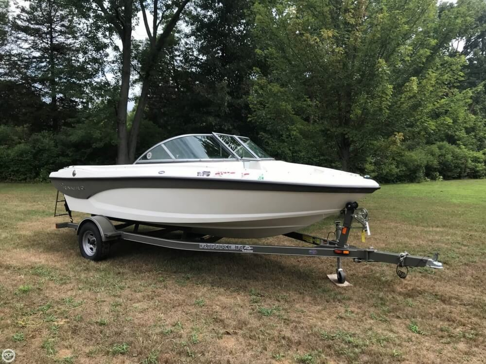 Rinker Captiva 186 BR 2012 Rinker Captiva 186 BR for sale in Brooklyn, MI
