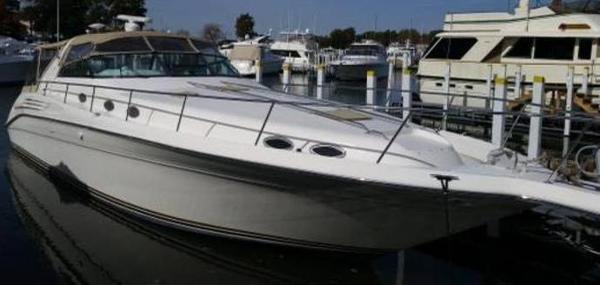 Sea Ray 450 Sundancer / TAX PAID