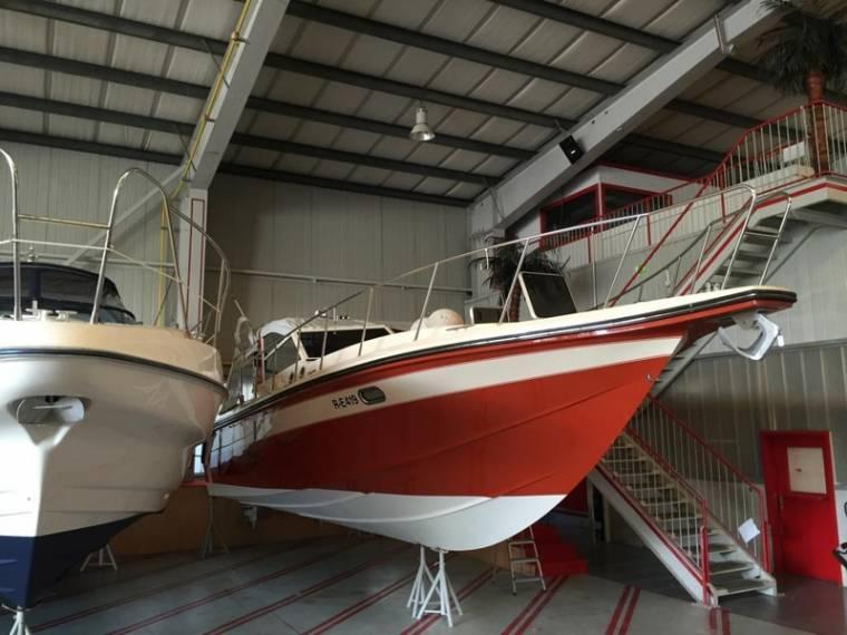 Laroc Laroc 37 Motorboot
