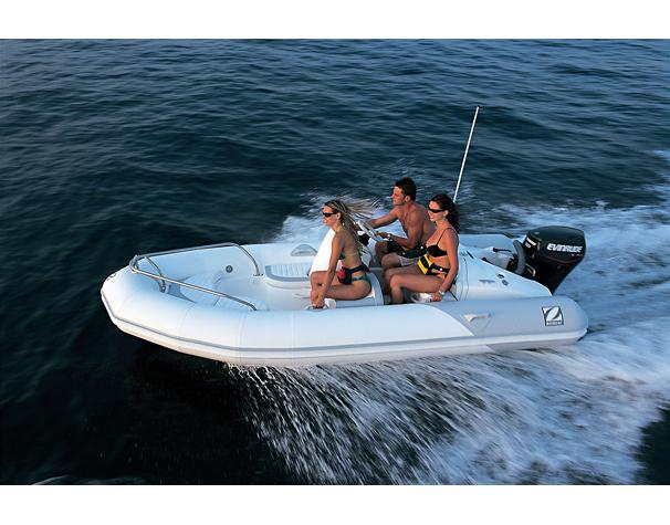 Zodiac RIB Yachtline 420 Manufacturer Provided Image: Manufacturer Provided Image