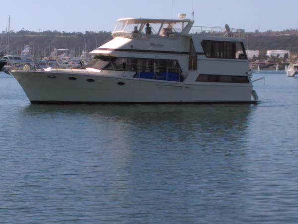 Lien Hwa 49' Motor Yacht