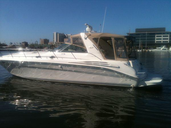 searay Sundancer 40