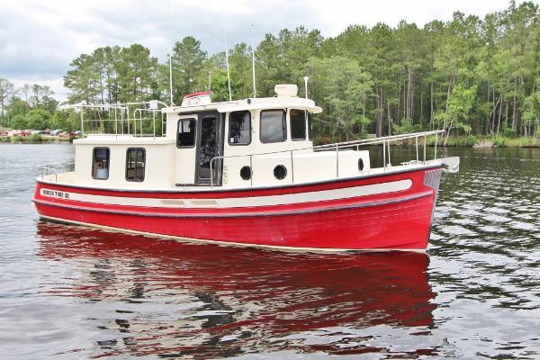 "Nordic Tugs ""32"" #178 NORDIC STAR"