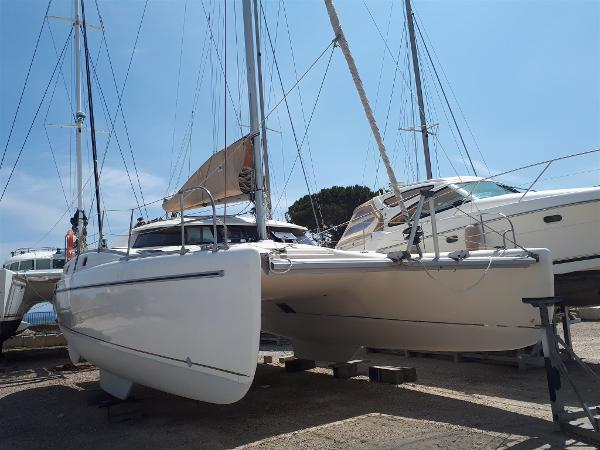 Fountaine Pajot Tobago 35 20190522_144559