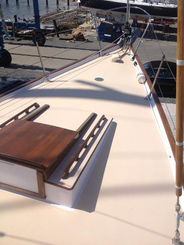 Stbd Bow Deck