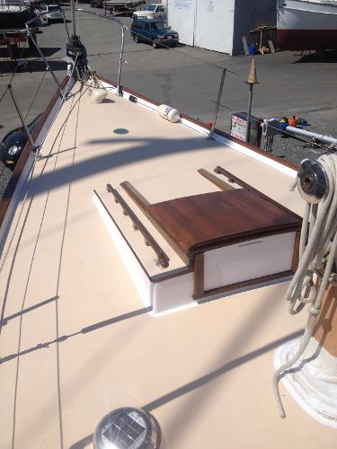 Port Bow Deck