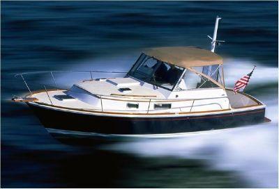 Bruckmann Bluestar 29.9 Weekend Cruiser Underway