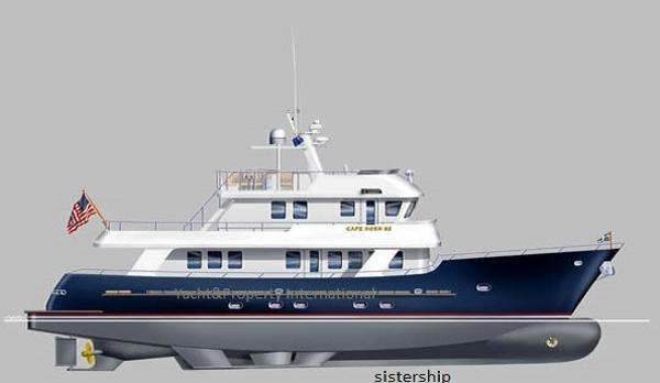 Explorer Motor Yachts Trawler 79/82
