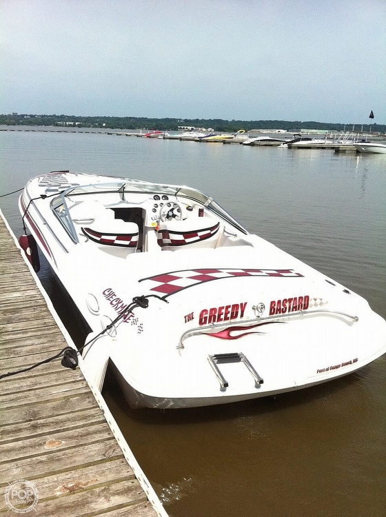 Checkmate Boats Inc Zt 280 2000 Checkmate ZT 280 for sale in Lexington, IL