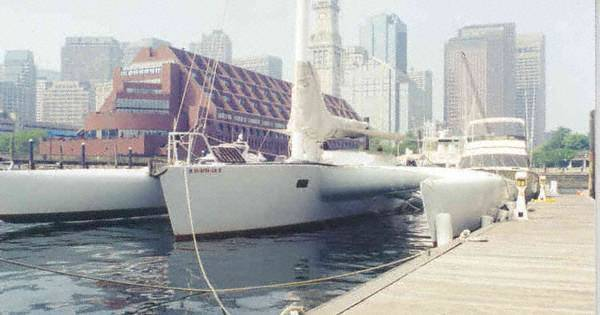 Gold Coast Trimaran